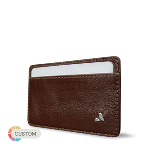 Ultrathin Cards Holder - Carry your Cards in premum leather - Vaja