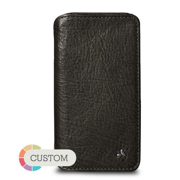 best cheap 9bfb2 d55bf Custom Wallet iPhone X / iPhone Xs Leather Case
