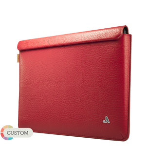 Customizable iPad Pro 12.9'' Leather Sleeve - Vaja
