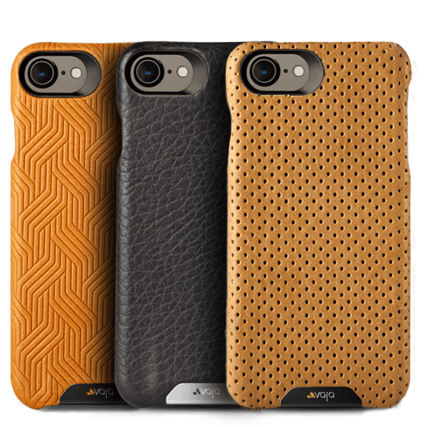first rate 99117 6e456 Grip - iPhone 8 Leather Case
