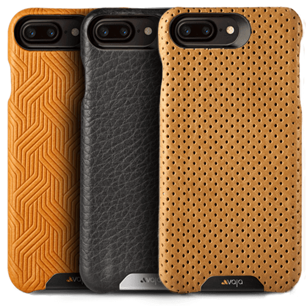 online retailer 719fa 0c494 Grip Leather Case for iPhone 8 Plus