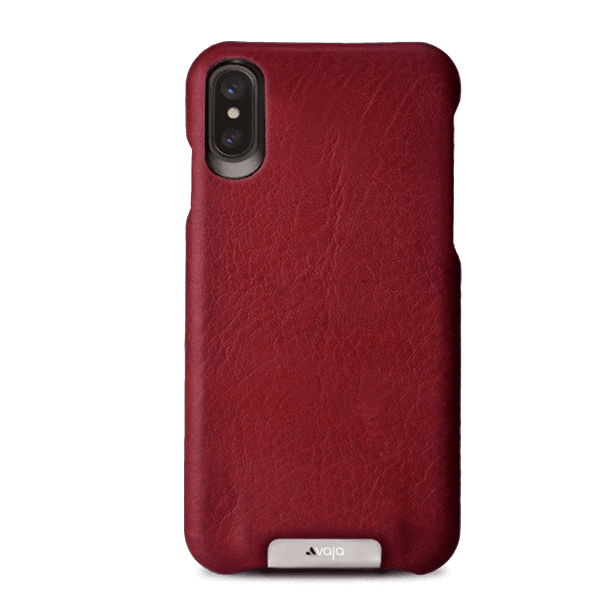 huge selection of 80f53 5f04a Grip iPhone X / iPhone Xs Leather Case