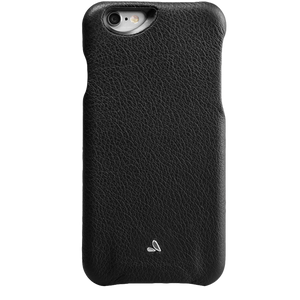 iPhone 6/6s Plus Leather Case - Grip Deertan - Vaja
