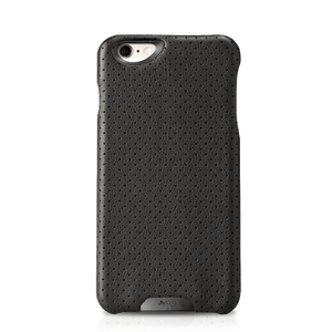 Grip Piqué - Black Label iPhone 6/6s Premium Leather Case - Vaja