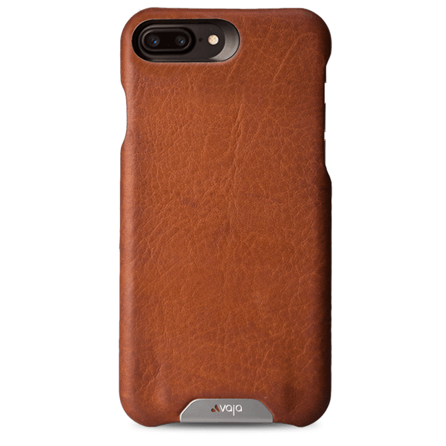 Premium iPhone 7 Plus leather cases collection by Vaja