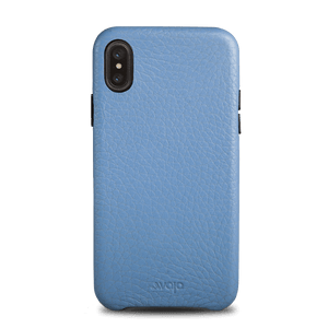 Slim Grip iPhone X Leather Case - Vajacases