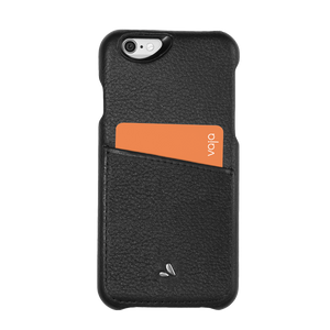iPhone 6/6s Leather Wallet Case - Grip Wallet - Vaja