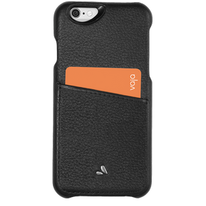 iPhone 6/6s Plus Leather Wallet Case - Grip Wallet - Vaja