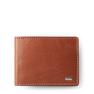 Slim Premium Leather Wallet - Vajacases
