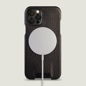 Grip iPhone 12 & 12 pro Leather Case with MagSafe - Vaja