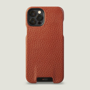 Grip iPhone 12 & 12 pro Leather Case - Vaja
