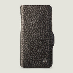 iPhone 12 & 12 pro wallet leather case - Vaja
