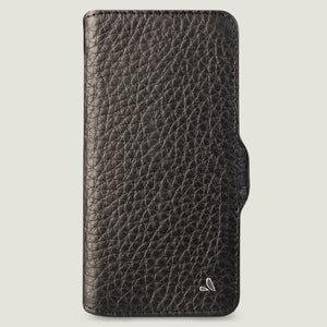 iPhone 12 Pro Max wallet leather case - Vaja