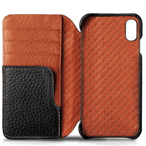 Wallet LP iPhone X / iPhone Xs Leather Case - Vajacases