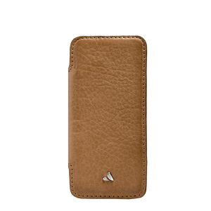 Nuova Pelle - Slim folio style iPhone SE cases - Vaja
