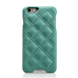 Grip Matelassé - Quilted iPhone 6/6s Leather Cases - Vaja