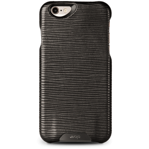 Grip Legno Nero - Black Label iPhone 6 Plus/6s Plus Premium Leather Case - Vaja