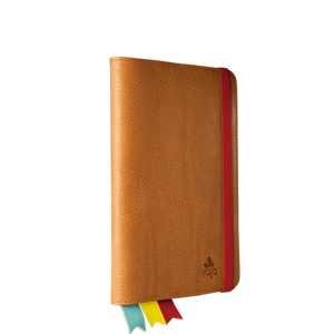 Journal Leather Cover - Large Premium Leather Journal Cover - Vaja