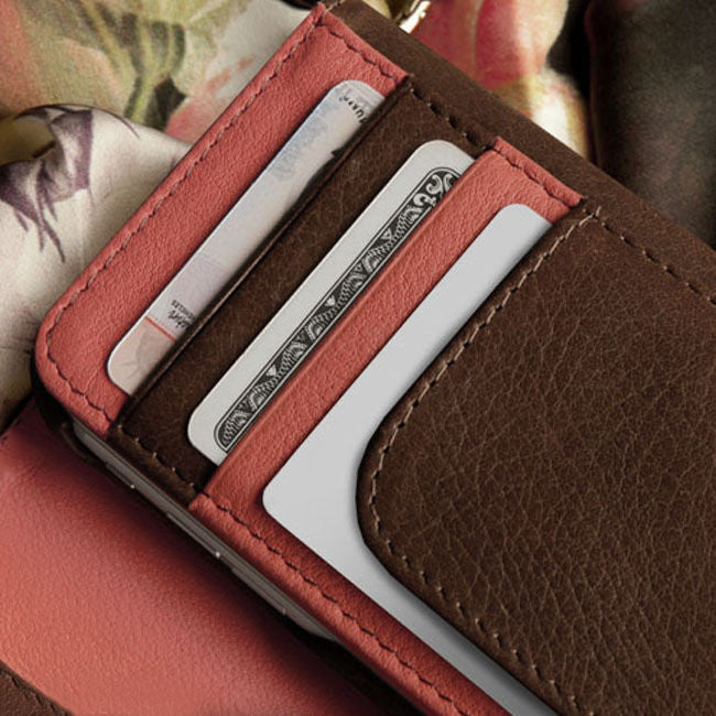 Mod iphone leather wallet Made in Spain JEANS iphone 6 +6s Plus leather case Handmade leather iphone wallet Women iphone wallet