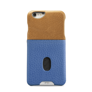 Grip ID - Wallet Leather Case for iPhone 6/6s - Vajacases