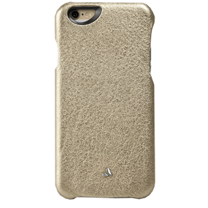 iPhone 6/6s Plus Leather Case - Vintage Metallic Grip - Vajacases