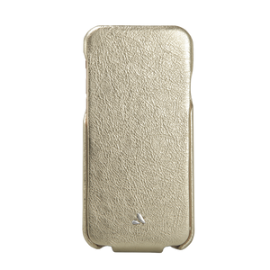 iPhone 6/6s - Vintage Metallic Top Leather Case - Vaja