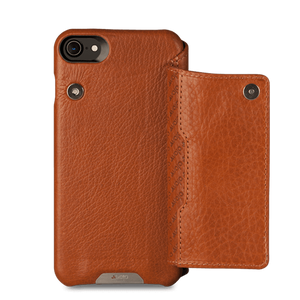Niko Wallet-Leather Case for iPhone 8 - Vaja