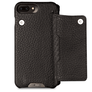 Niko Wallet-Leather Case for iPhone 7 Plus - Vaja
