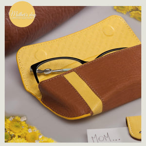 Sunglass Valet - Premium Leather Eyeglass Case - Vaja