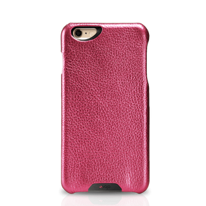 Vintage Metallic Leather Grip - iPhone 6 Plus/6s Plus Case - Vaja