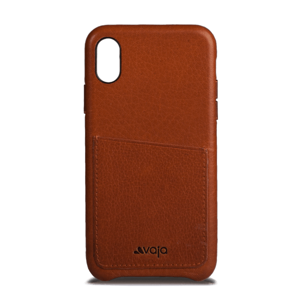 huge selection of bfe42 88019 Slim Grip ID iPhone X Leather Case