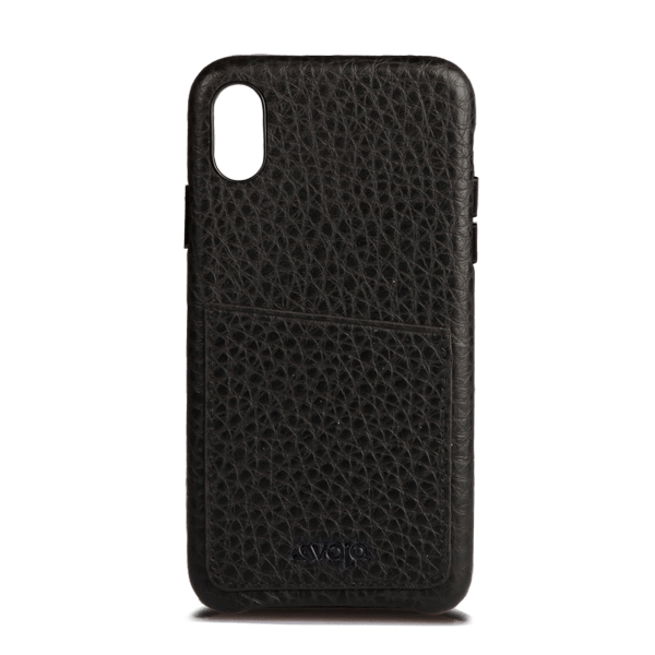 huge selection of 5e204 cd7a0 Slim Grip ID iPhone X Leather Case