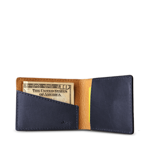 Slim Premium Leather Wallet - Vaja