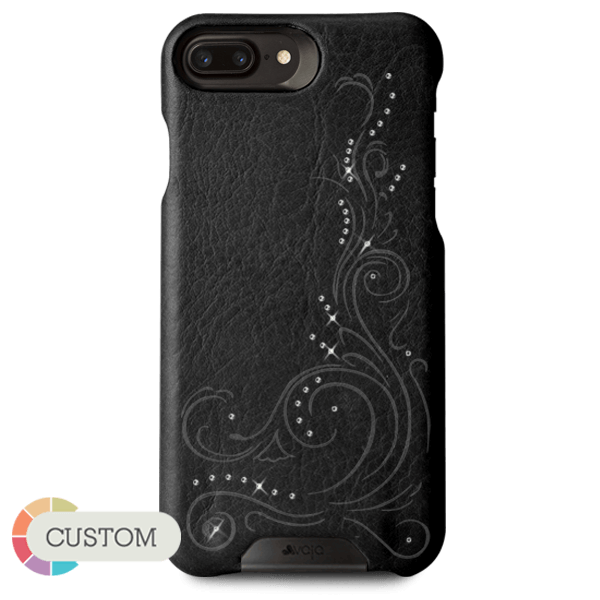 iphone 7 personalised phone case black
