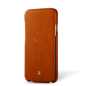 Top - iPhone 8 / iPhone SE leather case - Vaja