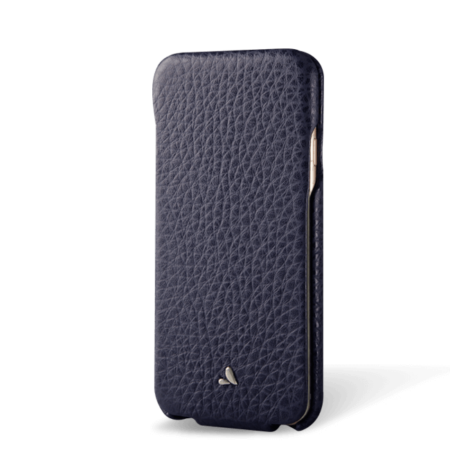 Top - iPhone 8 / iPhone SE leather case