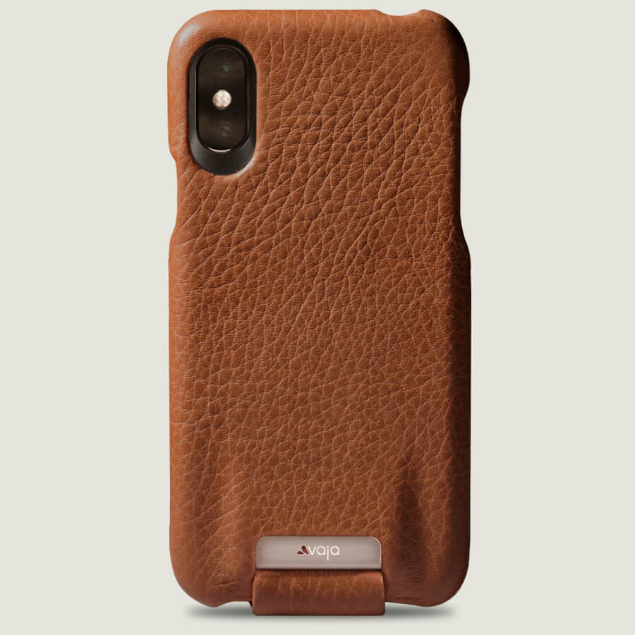 online retailer 5b946 eaed5 Top iPhone X / iPhone Xs Leather Case