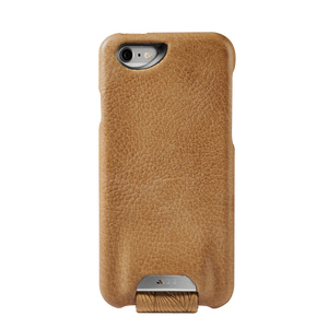iPhone 6/6s - Embossed Top Leather Case - Vajacases