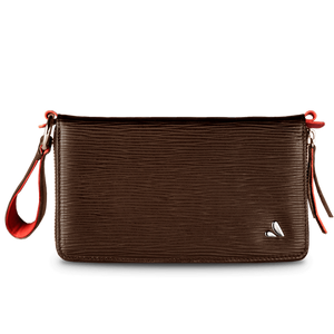 Lucy Plus - Premium Leather Lady Clutch - Suitable for all iPhones - Vaja
