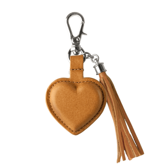 Liz Key Ring - Premium Leather Key Ring - Vaja