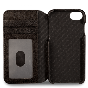 Wallet ID iPhone 7  Leather Case - Vajacases
