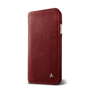 Wallet Agenda iPhone SE / 8 Leather Case - Vaja