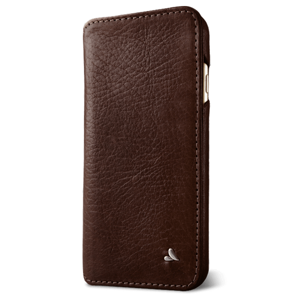 new product e1bc7 ae781 Wallet Agenda iPhone 8 Plus Leather Case