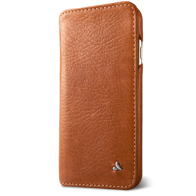 new product 1a9fa 59391 Wallet Agenda iPhone 8 Plus Leather Case