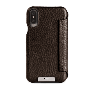 Wallet Agenda iPhone X / iPhone Xs Leather Case - Vajacases