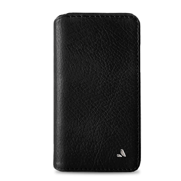 5d934240959621 Wallet Agenda iPhone X   iPhone Xs Leather Case