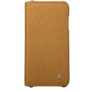 Wallet Agenda - Wallet + iPhone 6 Plus/6s Plus Leather Case - Vaja