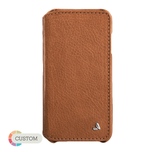 Customizable Wallet Agenda - iPhone 6/6s Wallet leather case - Vaja
