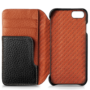 Wallet LP iPhone 7 leather case - Vajacases