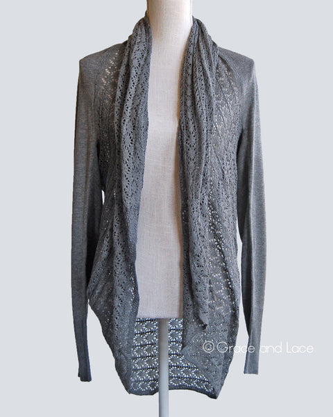 Grace and Lace - Light Weight Two Fit Knit Cardi - NEW COLOURS - Belle + Bliss Boutique - 15